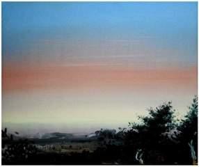 Sunset, Hermit Island, Frank Mason