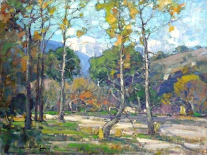 The_glory_of_spring_30x40