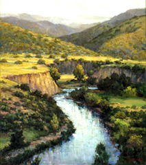 Carmel Valley River, Lynn Gertenbach