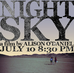 Night Sky, Alison O\'Daniel
