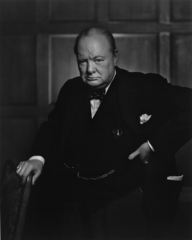 Winston Churchill, Yousuf Karsh
