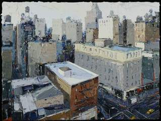 NYC Rooftops, Carolyn Meyer