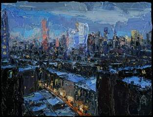 Snow on the Rooftops, Carolyn Meyer