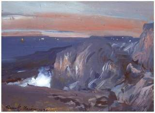 Hermit Island Rocks, Frank Mason
