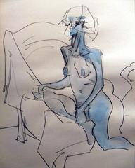 Blue Rene, Andrew Fish