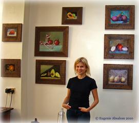Tutti Frutti Still Lifes, Elena Henshaw