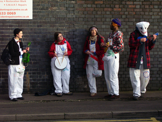 The Family (Minstrels), AAS