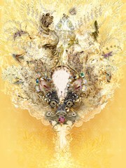 Beautiful Mask II, J.T. Burke