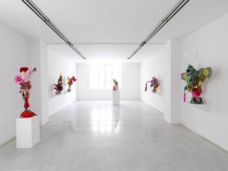 Divinit Domestiche (Installation View),Anna Galtarossa