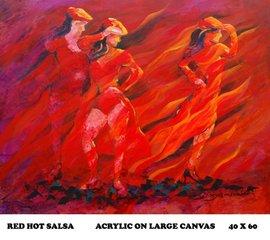 Hot Salsa, Gerry Segismundo