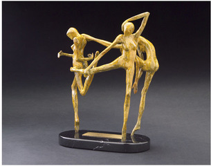 Dancing on The Sun, Janet Amiri