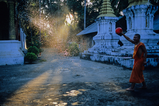 Monk Offering (water for buddha),Greg Cohen