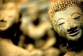 Laos Buddhas, Jason Elias
