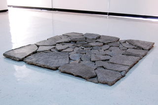 Reconstructed Floor. Surface Continuity, Miguel Fernandez