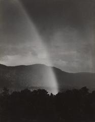 Rainbow, Lake George , Alfred Stieglitz