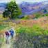 Hikers_santa_monica_mountains