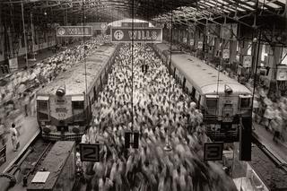 Church Gate Station, Western Railroad Line, Bombay, India , Sebastião Salgado