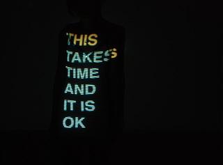 THIS TAKES TIME AND IT IS OK!, Felisia Tandiono