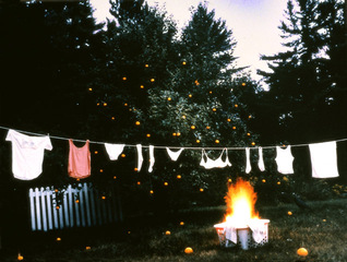 Clothesline,Chris Schiavo