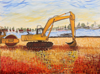 Tractor, Jill McLennan