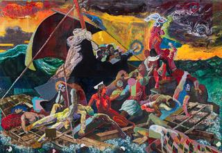 Raft, Max Presneill