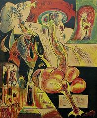 Prometheus, Martin Barooshian (1929)