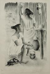 Mayan Women, Francisco Dosamantes
