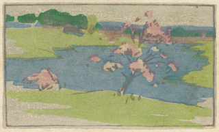 Nabby\'s Point, Arthur Wesley Dow (1857 - 1922)