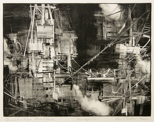 Movement in Greys - Mare Island,Kevin Fletcher (1956)
