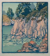 Head of the Lagoon,Frances Gearhart (1869 - 1958)