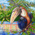 Hornbill-artslant
