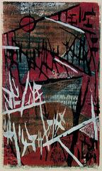 September Frost, Hildegarde Haas (1926 - 2002)