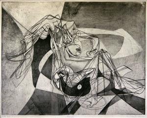 Cronos, S.W. Hayter (1901 - 1988)