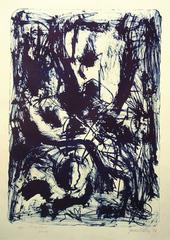 Deep Blue, James Kelly (1913 - 2003)