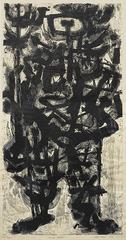 Warrior Jagatai , Misch Kohn (1916 - 2003)