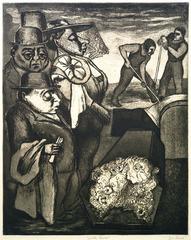 Society Burial, Joseph Leboit (1907 - 2002)