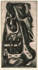 Structure, Ezio Martinelli (1913 - 1981)