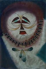 Untitled portrait 2 , Robert McChesney (1913 - 2008)