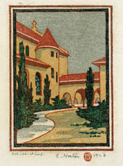 Memorial Church, Stanford ,Elizabeth Norton (1887 - 1985)