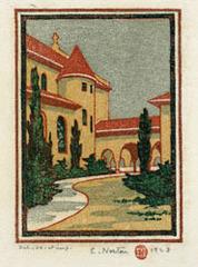 Memorial Church, Stanford , Elizabeth Norton (1887 - 1985)