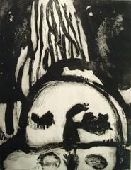 Reflection, Harold Persico Paris (1925 - 1979)