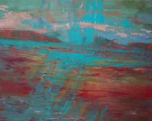 Hot Reservoir, Deborah Freedman