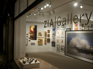 ZIA Gallery front view: 750 Show,