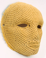 Knotted Mask, Darlyn Susan Yee