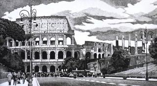 Roman Coliseum, DeAnn Prosia