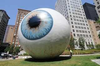 Eye,Tony Tasset