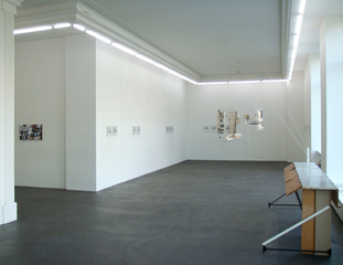 Installation view,Dave Hullfish Bailey