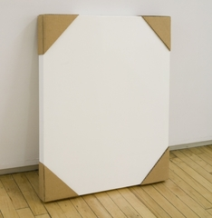  Abstraction with Cardboard Corners  ,Tony Tasset