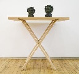 Double Bronze , Tony Tasset