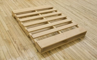 Pallet  ,Tony Tasset